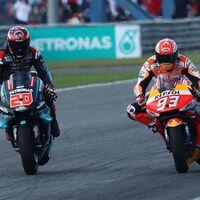 """Fabio Quartararo sobre MotoGP 2020: """"No me hubiese gustado decir que gané el mundial sin Marc Márquez"""""""