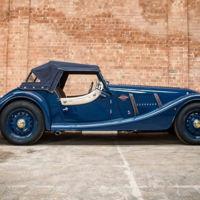 Más Morgan 4/4 con la serie limitada 80 Anniversary, elegante como pocos