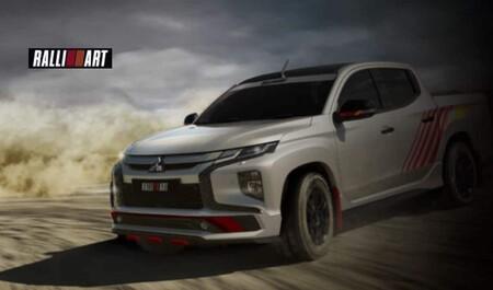 ¡Es oficial! Mitsubishi decide resucitar la marca Ralliart y regresar al deporte motor