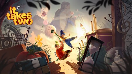 It Takes Two, la aventura cooperativa de Josef Fares, nos muestra su nuevo tráiler antes de su lanzamiento en marzo
