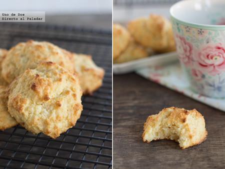 Delicias de coco y naranja al horno, receta con que acompañar la sobremesa