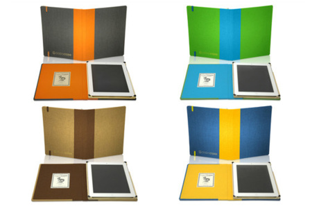 Dodocase, en colores para tu iPad