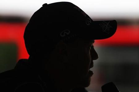 Sebastian Vettel no elegirá a su compañero de equipo