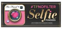 El maquillaje se inspira en las redes sociales con el Selfie Powders de Too Faced