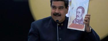 """30 dólares de sueldo y precios """"fijo"""" cambiantes: así es la cesta de la compra en la nueva Venezuela"""