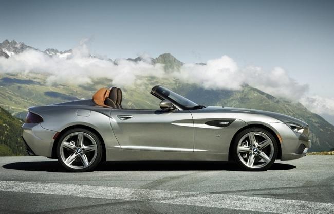 BMW Zagato Roadster Concept 03