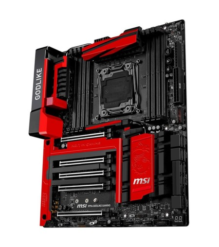 Msi X99a Godlike Gaming E Atx
