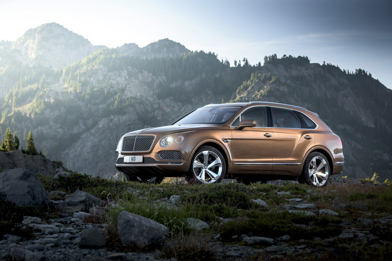 Foto de Bentley Bentayga 2015 (2/27)