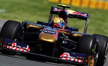 GP de Canadá F1 2011: Jaime Alguersuari no consigue pasar a la Q2, saldrá desde la decimoctava posición