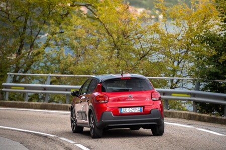 Citroën C3 2020 Prueba Contacto trasera