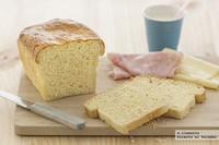 Pan de molde dulce-salado. Receta