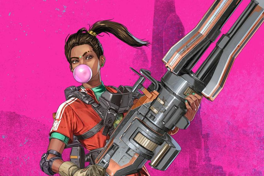 Rampart es el nuevo personaje de Apex Legends que llegará para repartir estopa con la Temporada 6 en agosto