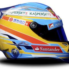 Foto 6 de 23 de la galería cascos-de-la-parrilla-de-formula-1-2013 en Motorpasión F1