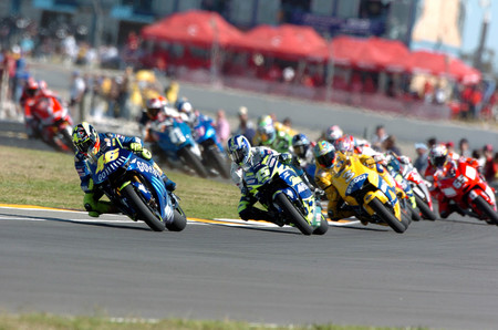 Rossi Brasil Motogp 2004