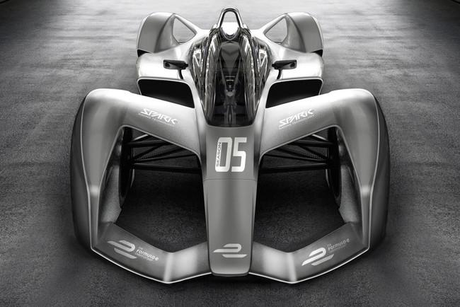 Este es el impresionante aspecto que tendrá la nueva generación de monoplazas eléctricos de la Formula E