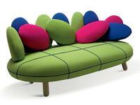 El sofá Jelly está para comérselo