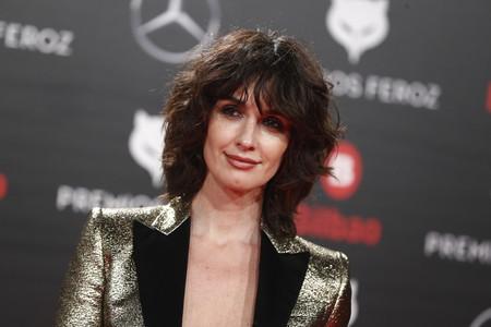 Premios Feroz 2019: Paz Vega vuelve a elegir al traje de chaqueta perdiendo la oportunidad de brillar con un vestido