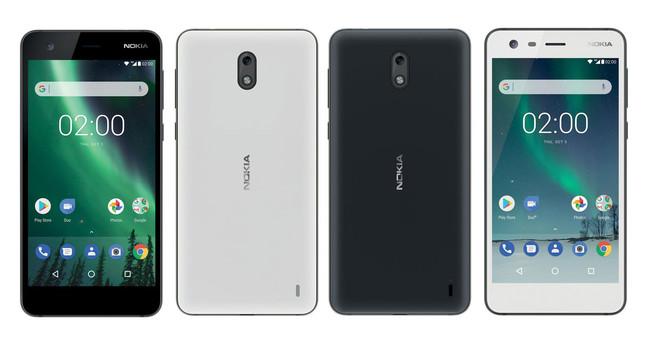 El Nokia 2 buscará destacar por su autonomía: 4.000 mAh para el Nokia más barato