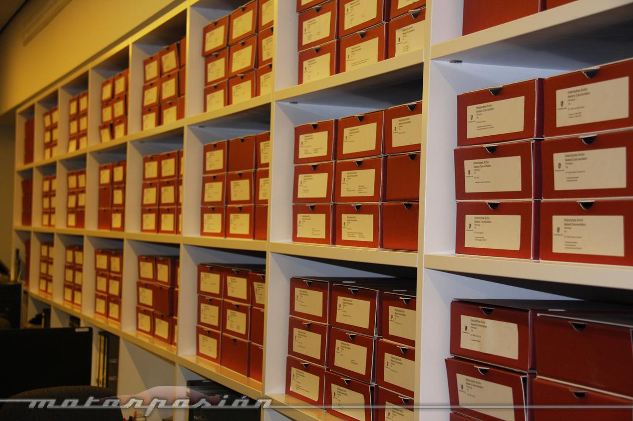 Foto de Museo Porsche: los archivos históricos (22/25)