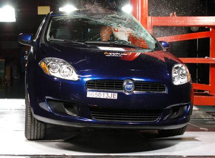 Fiat Bravo - EuroNCAP