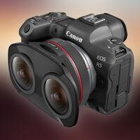 Canon RF 5.2mm F2.8 L Dual Fisheye, nuevo objetivo dual para grabar realidad virtual fácilmente con las mirrorless de la serie R
