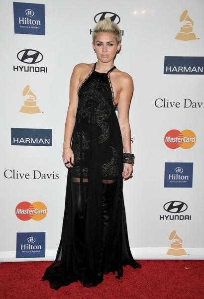 Miley Grammys
