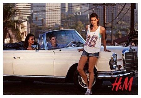 H&M Divided Primavera-Verano 2011: las chicas jóvenes vestirán estampados SÍ o SÍ