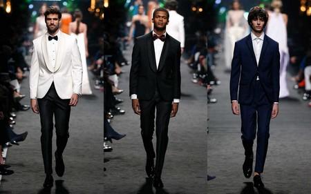 Pedro Del Hierro Apuesta Por El Desenfado Sartorial Para Su Coleccion En La Semana De La Moda De Madrid 3