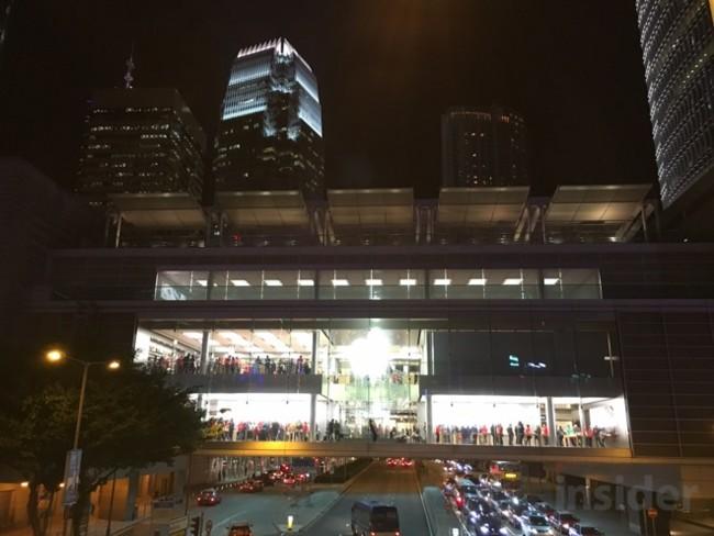 Ampliacion Apple Store Hong Kong