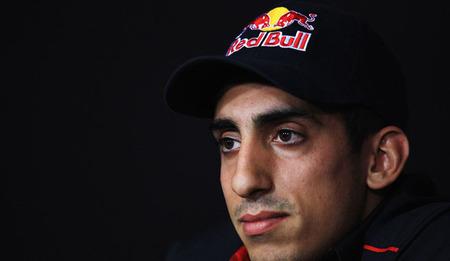¿Sebastien Buemi, tercer piloto de Ferrari?