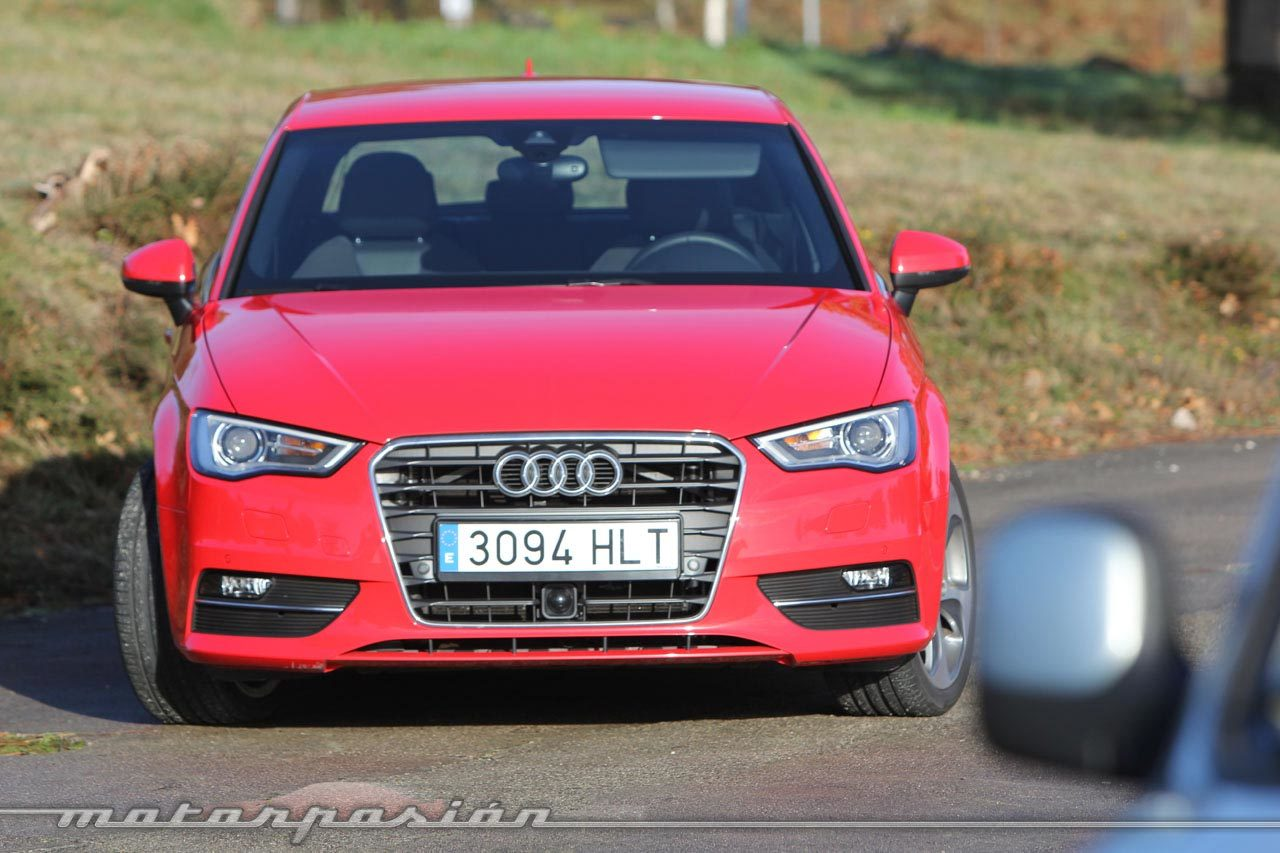 Foto de Audi A3 2.0 TDI (prueba) (20/52)