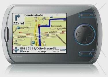 Aytobe Personal Navigation Device