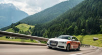 El Audi A6 2.0 TDI Ultra consigue un Récord Guinness tras recorrer 14 países europeos sin repostar