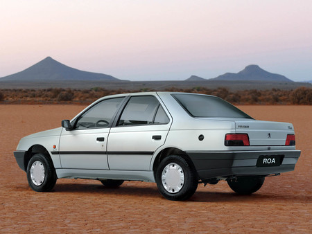 Peugeot Roa 3