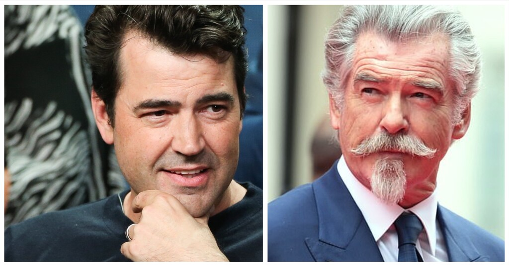 Ron Livingston será el padre de 'The Flash' en sustitución de Billy Crudup, y Pierce Brosnan será el Dr. Fate en 'Black Adam'