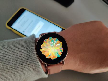 Samsung Galaxy Watch Active 2 Bug