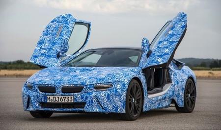 BMW i8 camuflado 04