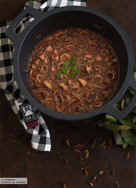 Chipirones en salsa picante: receta sabrosa para tu cocina de diario