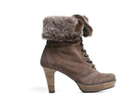 Botas y botines para combatir el frío Invierno 2010/2011