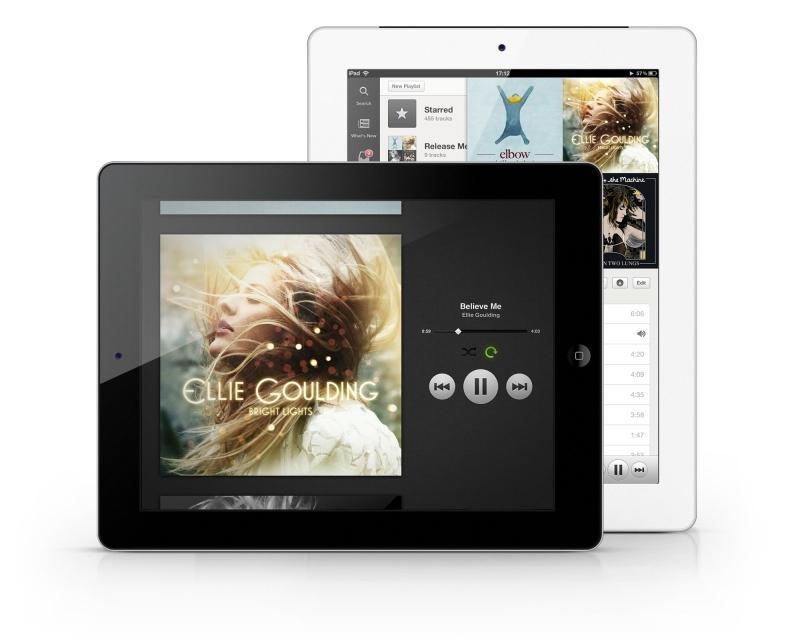 Foto de Spotify en iPad (3/11)