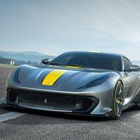 Ferrari 812 Special Edition, el nuevo Cavallino Rampante que entrará al ruedo muy pronto