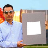 El archienemigo del Vantablack: esta es la pintura más blanca jamás creada