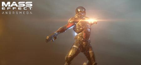No esperes a 2017: aquí tienes un pequeño adelanto en movimiento de Mass Effect Andromeda