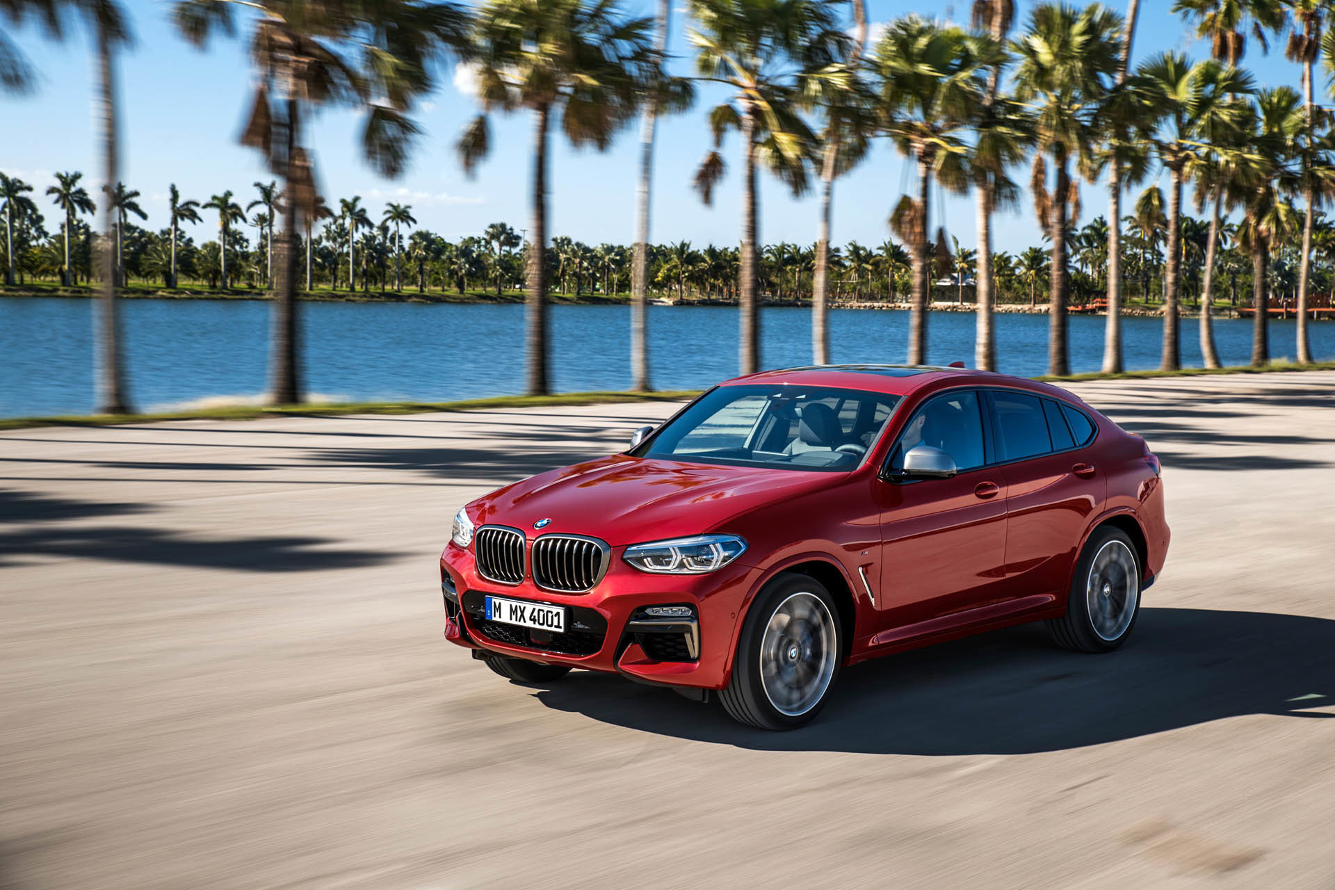 Foto de BMW X4 2019 (8/36)