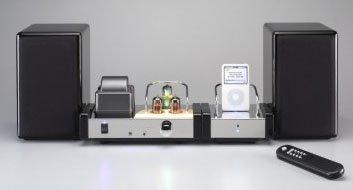 Amplificador a válvulas para el iPod