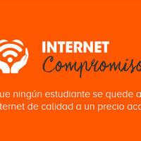 Nueva tarifa 'Internet Compromiso' de Euskaltel: 100 Mbps de fibra por 14 euros al mes para familias vulnerables
