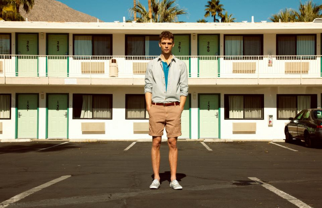 Foto de Men Hipster Collection Pull&Bear Primavera/Verano 2013 (19/26)
