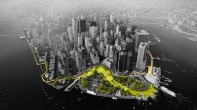 Nueva York está en riesgo por inundaciones y esta barrera puede ser la solución