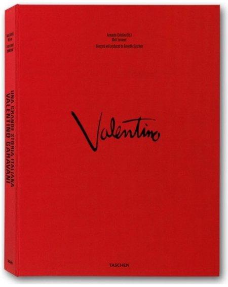 """""""Valentino, una gran historia italiana"""", libro para fans de la moda"""