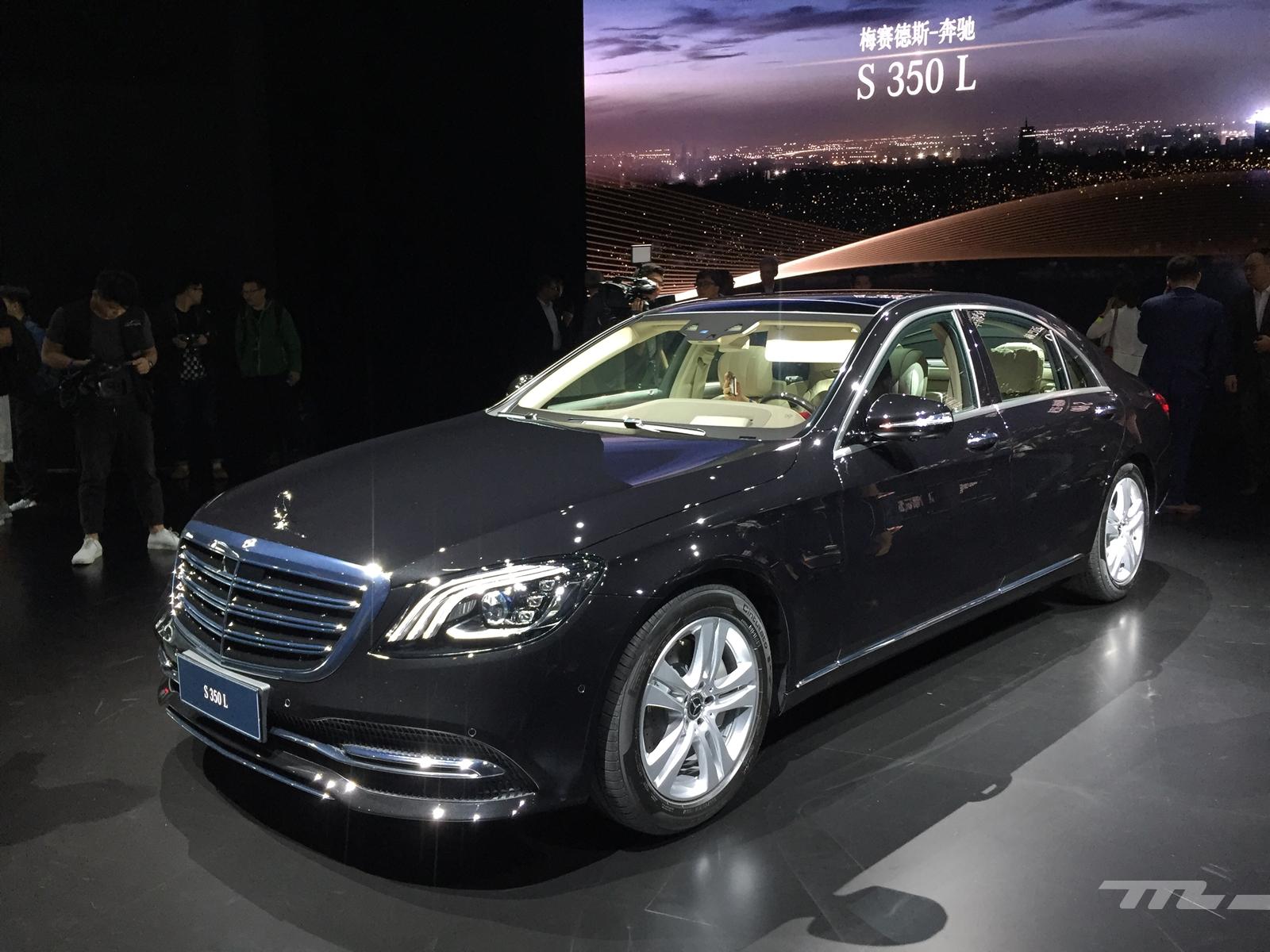 Mercedes benz clase s 2017 la berlina de lujo m s for Mercedes benz 2017 precio